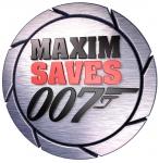 007 Badge