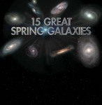 15 Great Galaxies