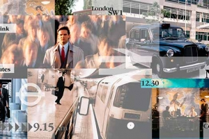 Network Rail Montage