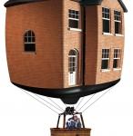 Abbey National Balloon