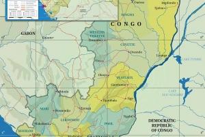 Congo Map