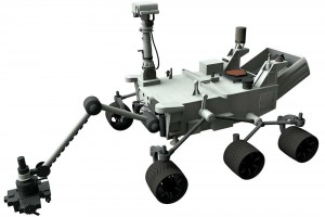 Curiosity Mars Lander