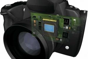 Digital Camera CCD
