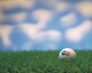 Mondex Golf Ball