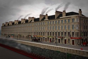 Queen's Road Tenement Buildings