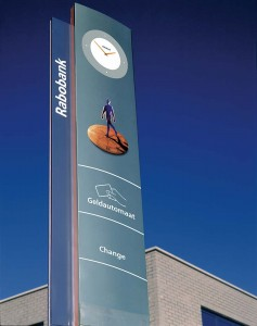 Rabobank Clock Tower