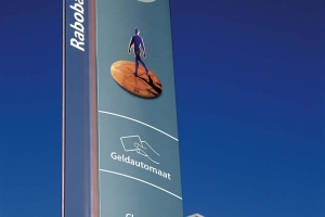 Rabobank Clock Tower
