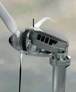 Skystream Windmill