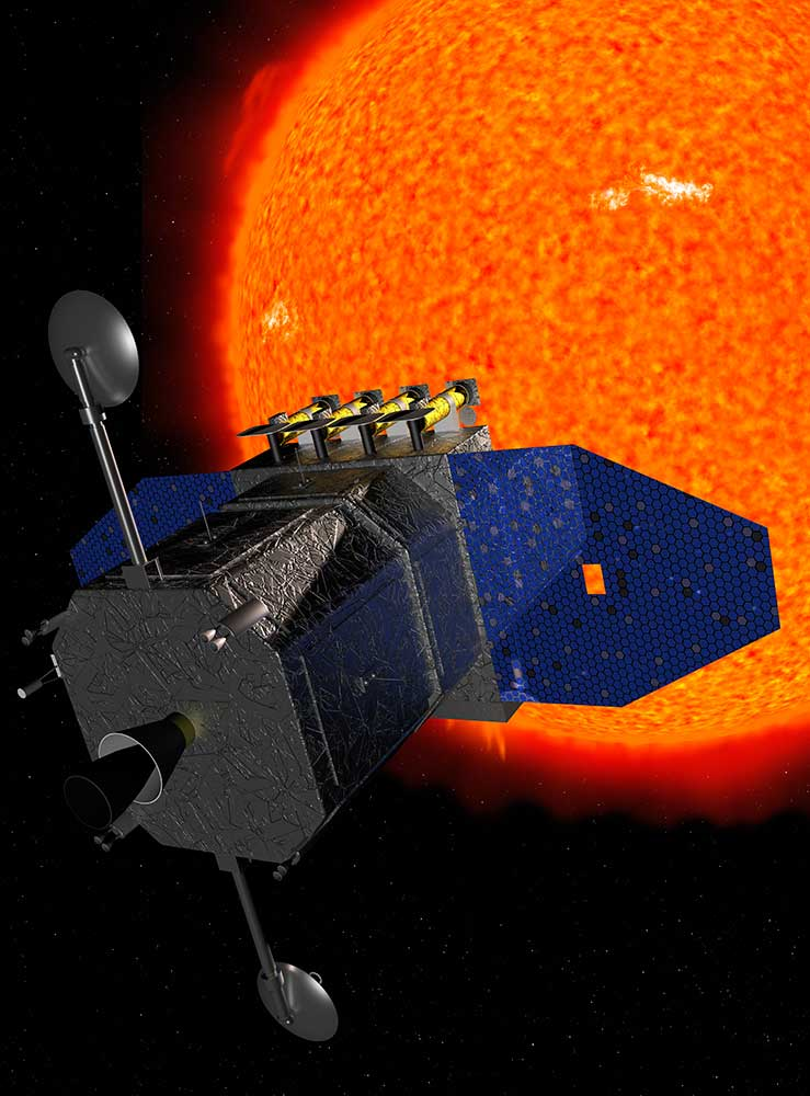 solar dynamics observatory mission objectives - photo #4