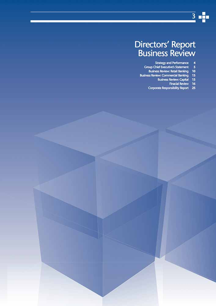 business strategy game annual report