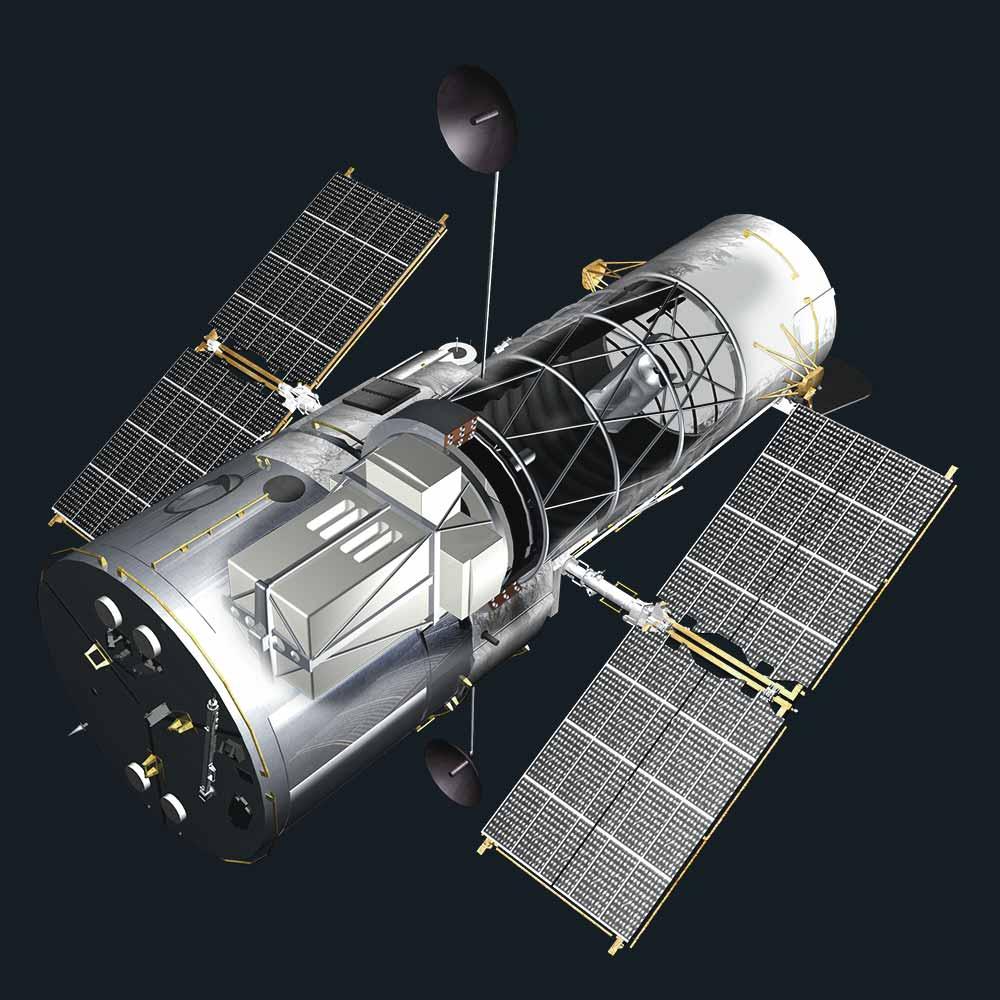 Astronomy Graphic Design