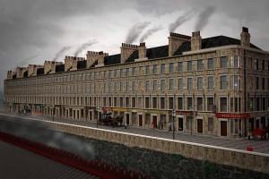 Queen's Road Tenement Buildings