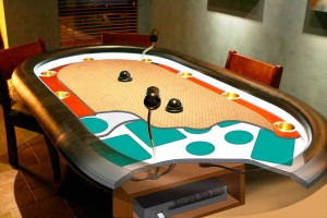 Video Poker Table